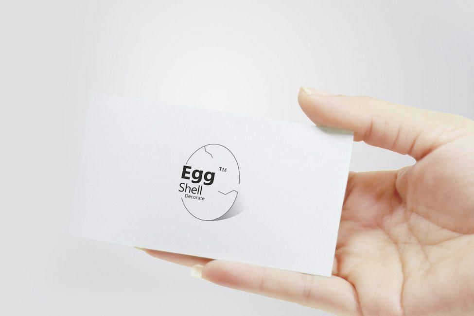 成都蛋壳装饰LOGO设计